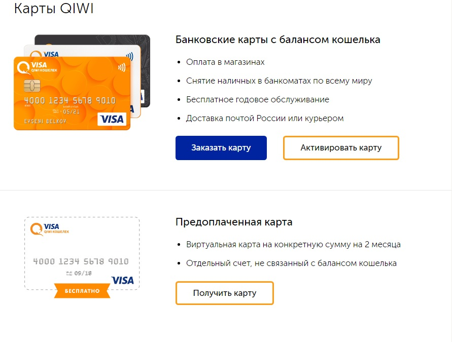 Bankovskaya Karta Kivi